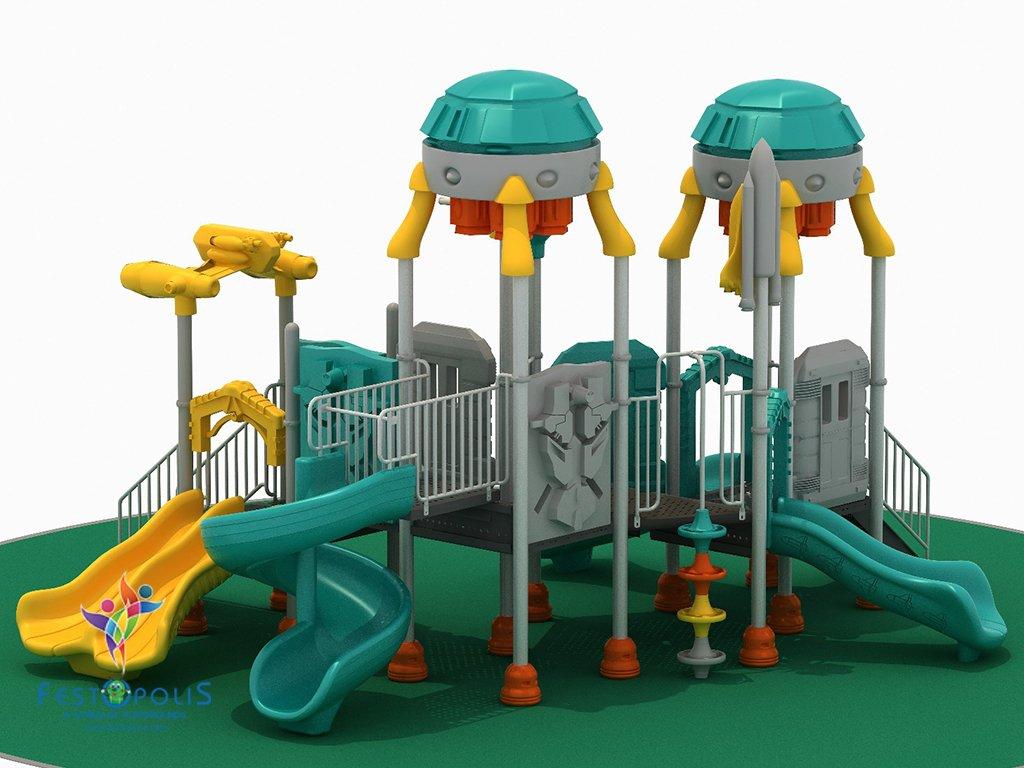mini playground esterno spazio FEPE 17184 1