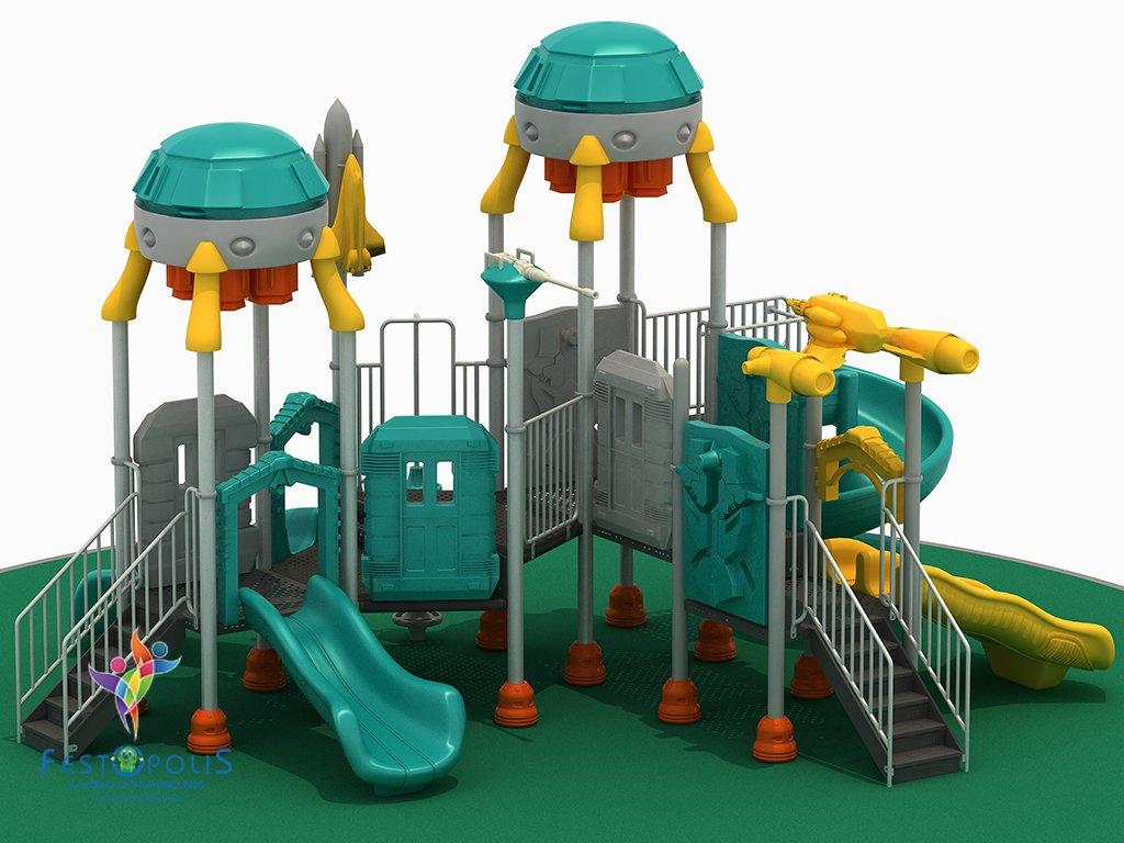 mini playground esterno spazio FEPE 17184 2