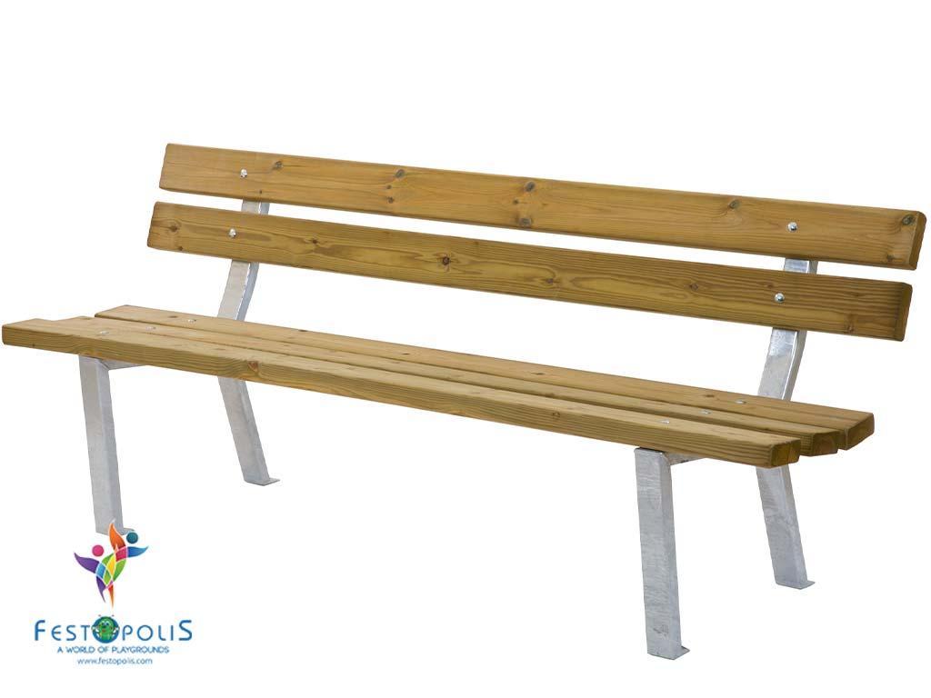 Panchina in Legno FEGE L1351