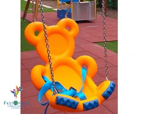 Sedile Orsetto Per Bambini FEAC-118D