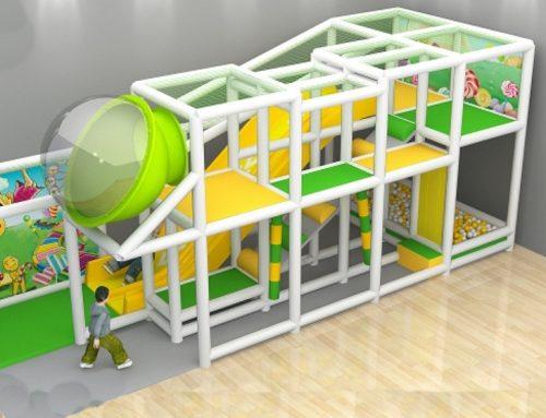 Playground Uso Interno Caramelle FEPI-038