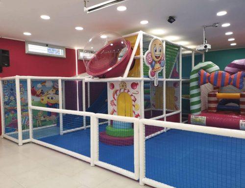 Playground Uso Interno Candy  FEPI-039