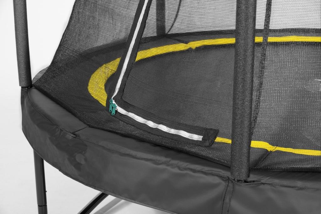 Tappeto Elastico circolare per Bambini FETE-028 cm 305