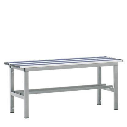 Panca alluminio 1 mt
