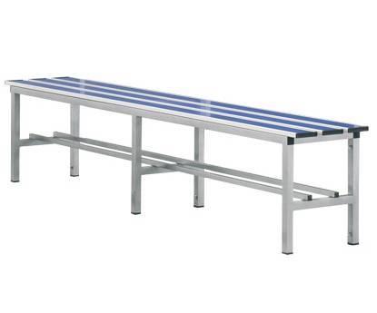 Panca Alluminio 2 mt