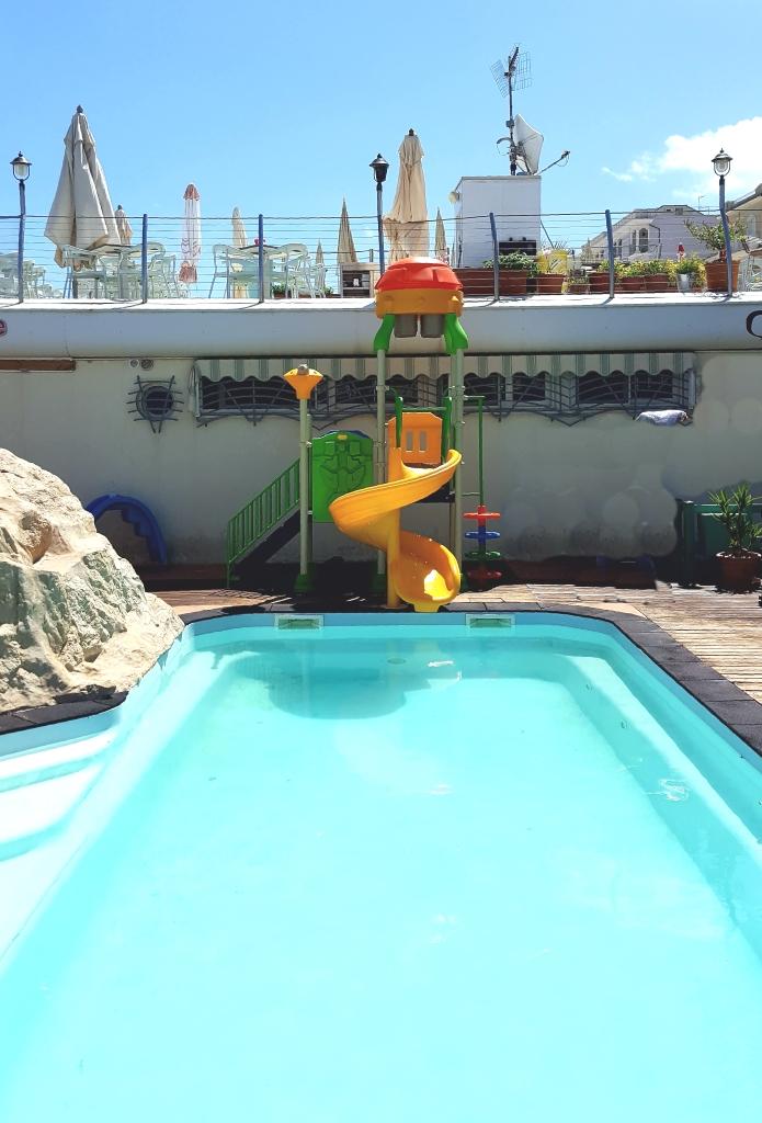 FEPE 16212 B scivolo acquatico scivolo per piscina sito 4
