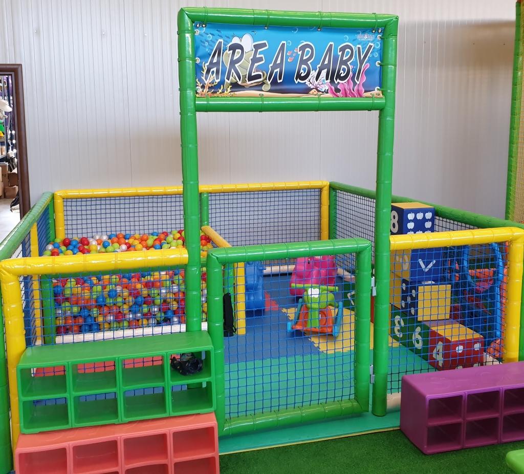 Area baby Giardino Segreto