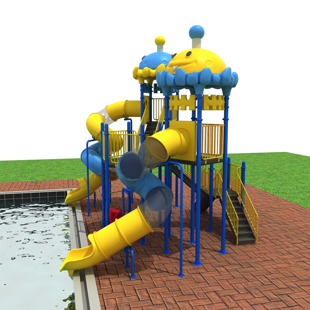 Scivolo per piscina Andrew FEPE 160