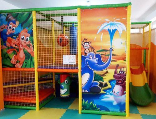 Playground Uso Interno Zoo FEPI-040