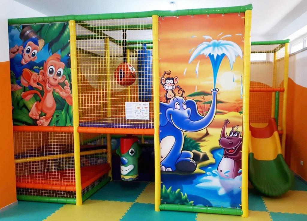 Playground ZOO uso interno