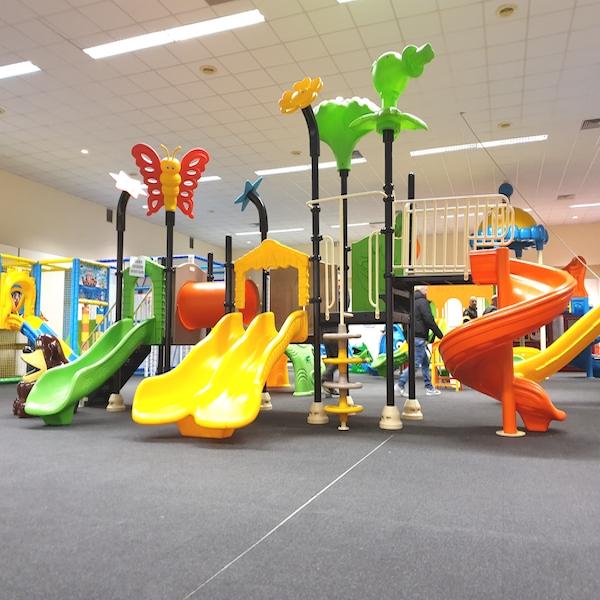 Mini Playground Da Esterno