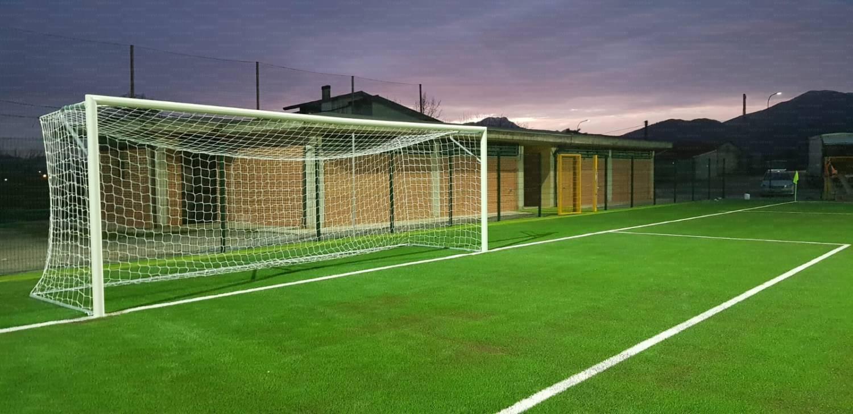 porte regolamentari calcio
