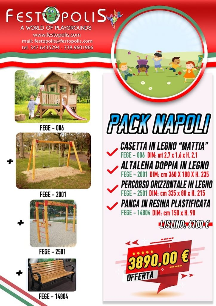 Offerta Business Pack Napoli